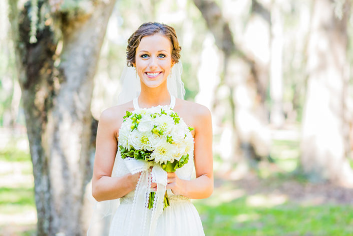 St Simons Island Wedding Photography Bridal