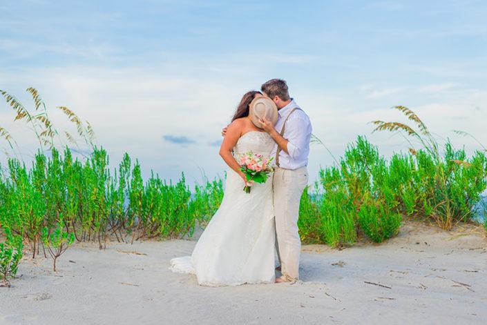 Jekyll Island Beach Wedding Photography
