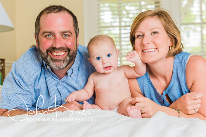 Newborn Family Photography St Simons Island