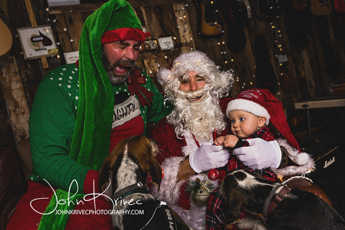 St Simons Island Christmas Photography