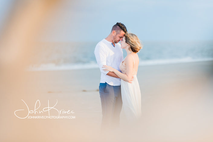 Jekyll Island Engagement Photography Driftwood Beacg