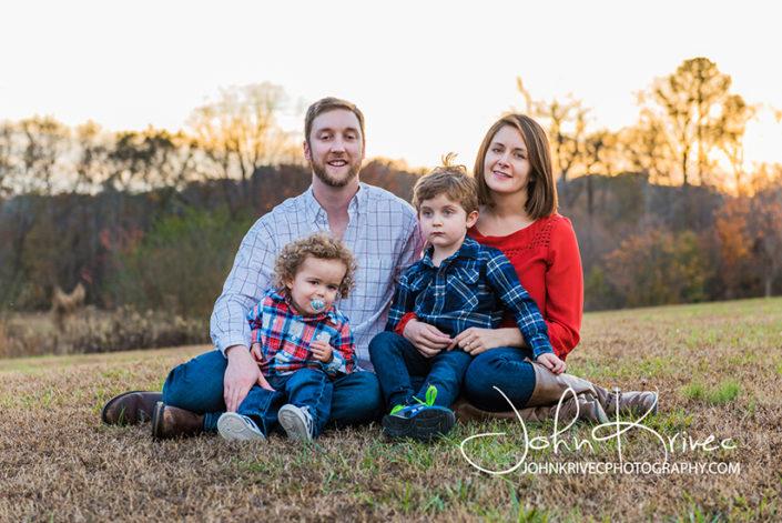 Roswell GA Family Photographer Garrard Landing Park