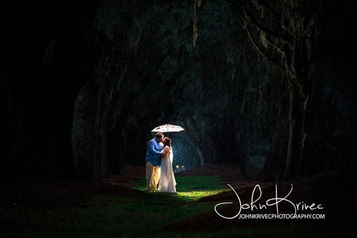Sea Island Wedding Photography Avenue of the Oaks
