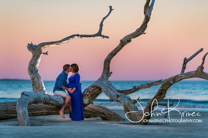 Jekyll Island Maternity Photography