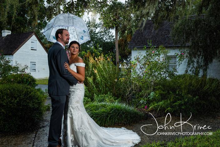 Wedding Photography Brunswick Rainy