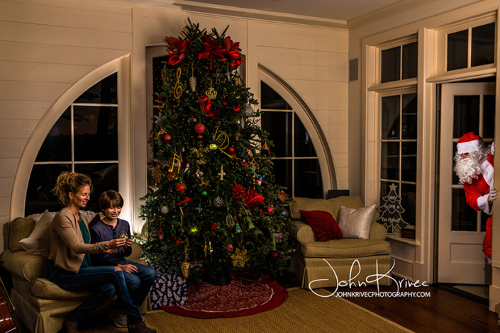 St Simons Family Christmas Photography