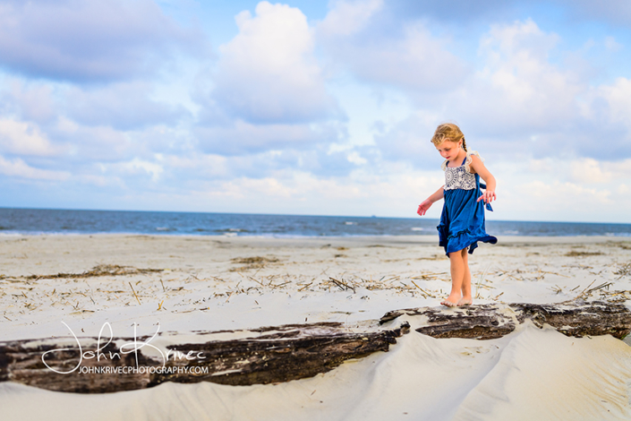 St Simons Family Beach Photographer