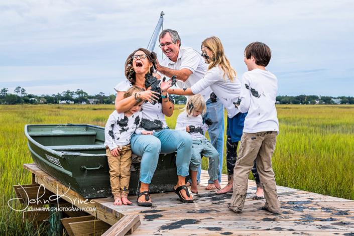 Creative Family Photographer Jekyll Island