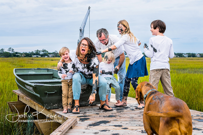 Creative Family Photography