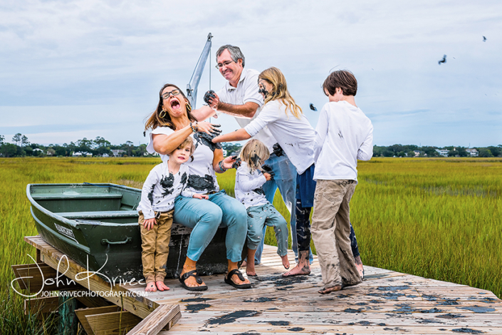 Creative Family Photographer St Simons