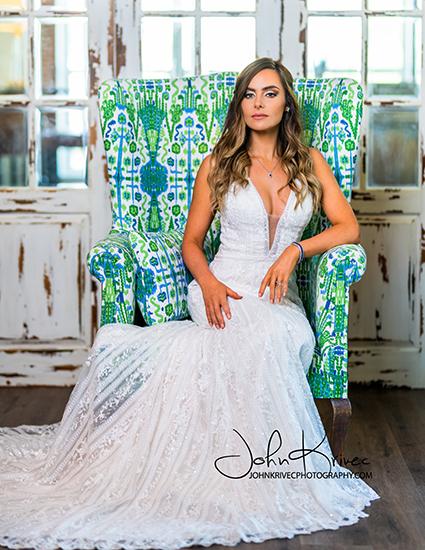 St Simons Island Wedding by John Krivec